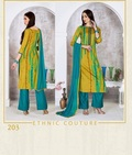 Ladies Palazzo Salwar Suits