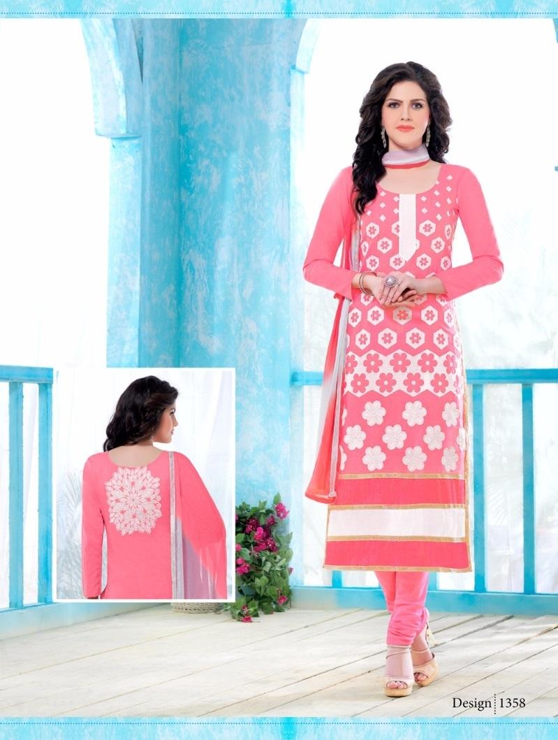 Summer Wear Cotton Salwars