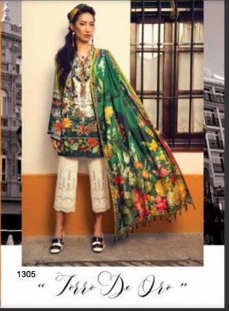 Designer Cotton Suits