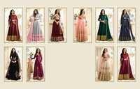 LT Design Anarkali Salwar kameez