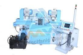 Duplex Surface Grinding Machine