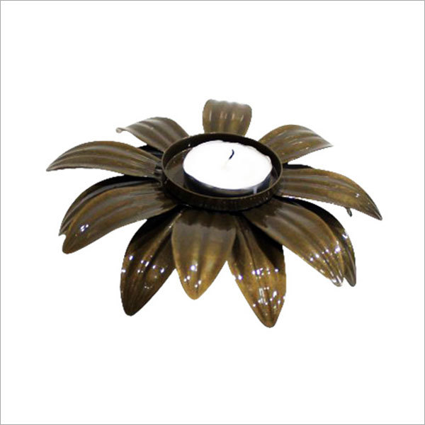 Lotus Shape Tea Light Holder
