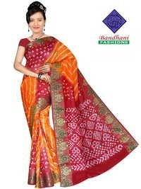 Fancy Creap Silk Sarees