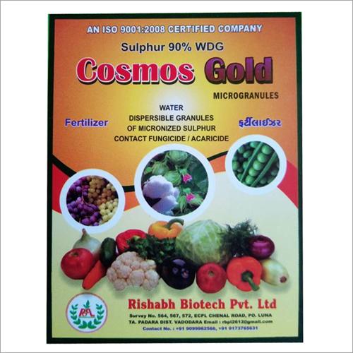 Cosmos gold sulfhur 90% WDG