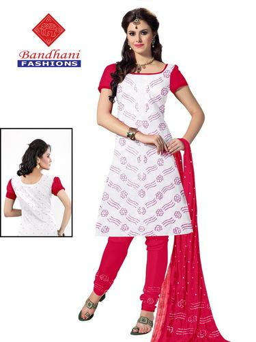 Unstitched Ladies Suit Dress Material