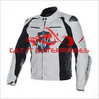 Agusta Motorbike Leather Jacket