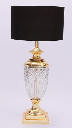 CRYSTAL MODERN BEDSIDE TABLE LAMP
