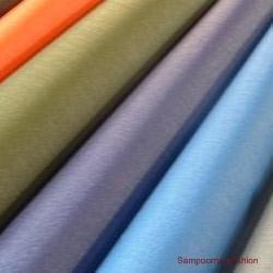 Nylon x Cotton Plain Fabric