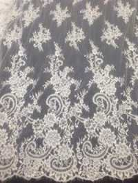 Nylon Raschal Fabric