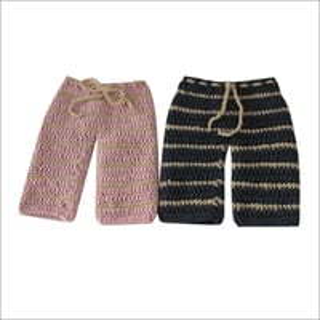 Knitted Designer Shorts
