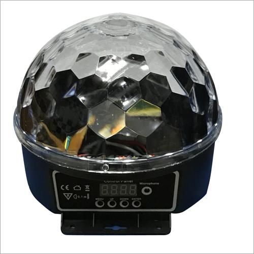 Led Crystal Magic Ball Light