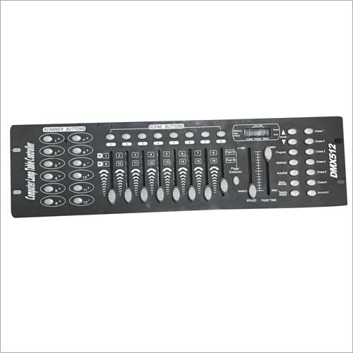 DMX 512 Light Controller