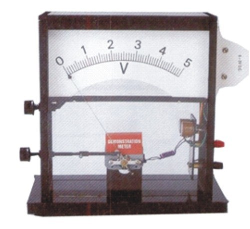 DEMONSTRATION METER, LECTURE PATTERN