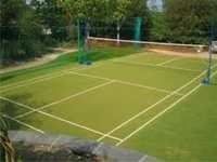 Badminton Court Artificial Grass