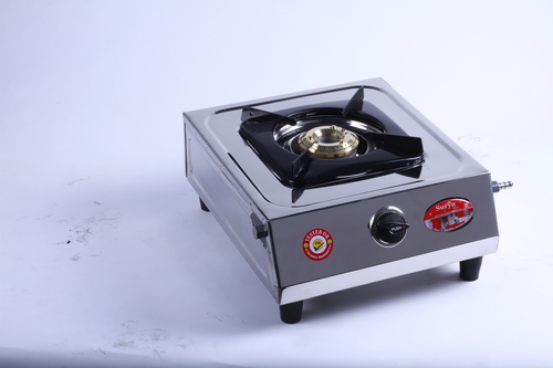 Single Burner Mini Steel Gas Stove