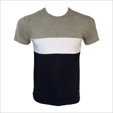 Customize Round Neck Half Sleeves T-Shirt