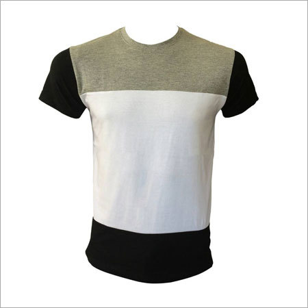 Customize Round Neck T-Shirt