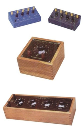 RESISTANCE BOX, DECADE