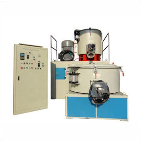 High Speed Heater Cooler Mixer