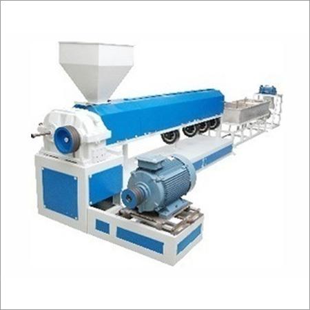 Extruder Granulation Plant