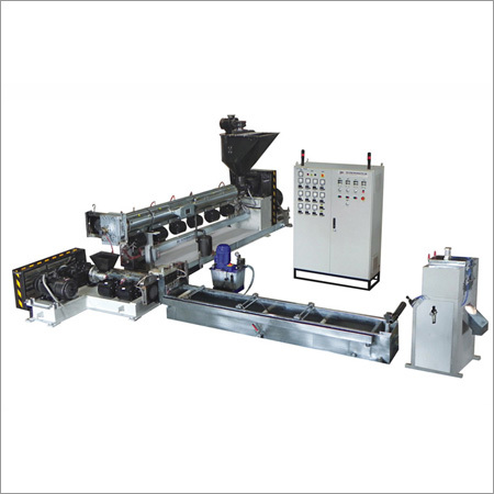 Extruder Recycle Plant