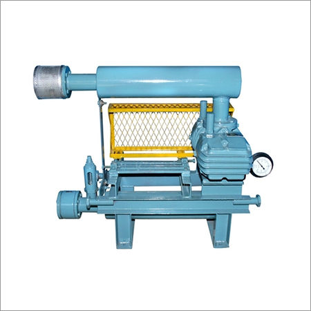 Twin Lobe Air Cooled Blower
