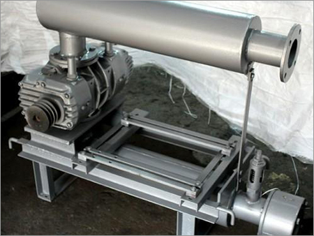 Twine Lobe Gas Process Blower
