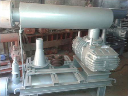 Twin Lobe Industrial Air Blower