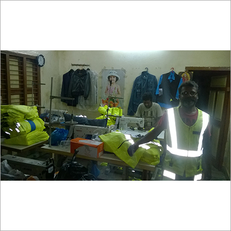 Fire Safety Retardant Coverall