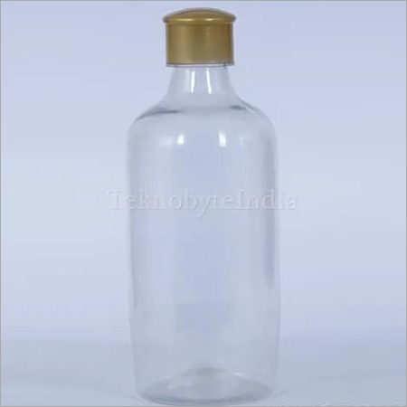 Transparent Plastic Bottle