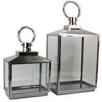 Decorative Glass Lantern