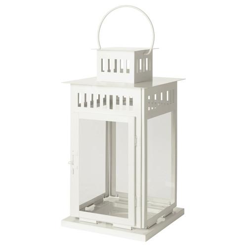 White Decorative Lantern