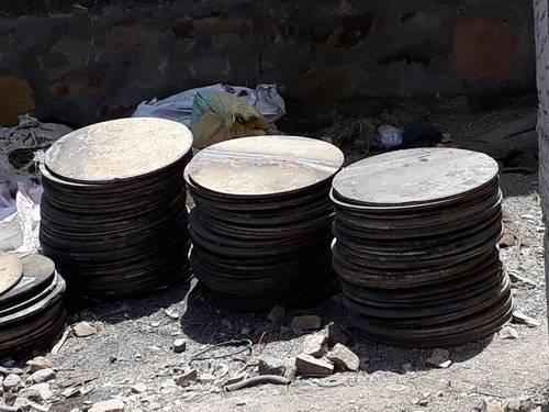 Mild Steel Disc