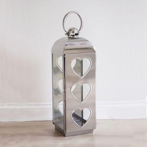 Steel Decorative Lantern