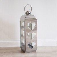 Hanging Aluminium Lantern