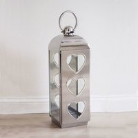 Steel Decorative Lantern
