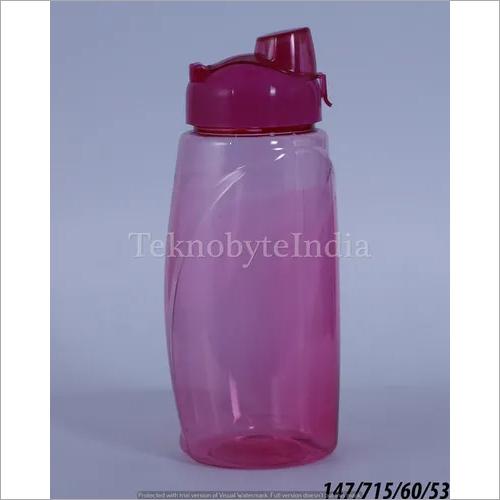 Red Color Plastic Bottle