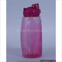 Red Color Plastic Bottle