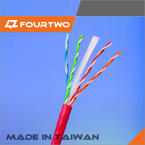 UTP (Solid) cat 6 LAN cable