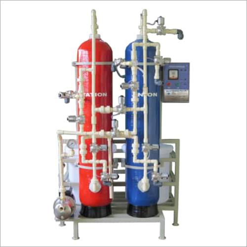 Distill Water Treatment Plant