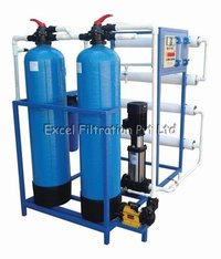Soft Water Treatment Plant
