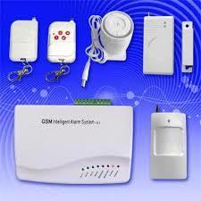 GSM Home Alarms