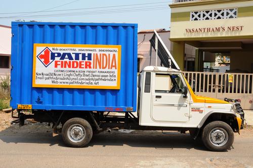 Mini Trucks Rental Services in Chennai