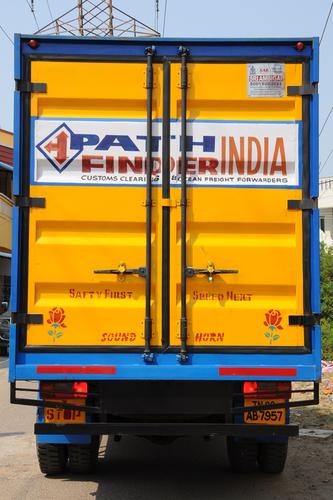 Closed Trucks Rentals in Chennai