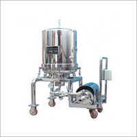 Pharmacuetical Filter Press