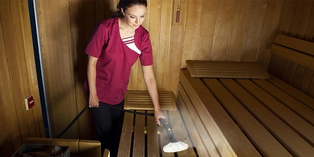 Steam Cleaner Cum Wet & Dry Vacuum Cleaner