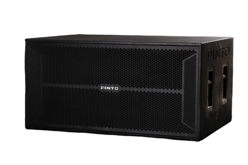 High Power Dual Subwoofer 4000W Pinto