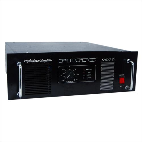 PA-4500 Mono Dj Amplifiers