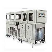 Jar Washing Filling Machine ( Automatic)
