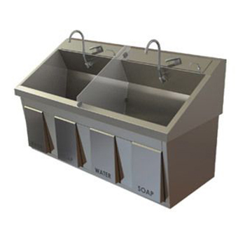 Surgical Scrub Sinks